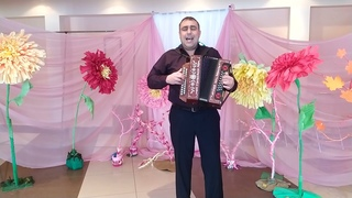 """""""Гармонь собирает друзей"""" Роман Сальников"""