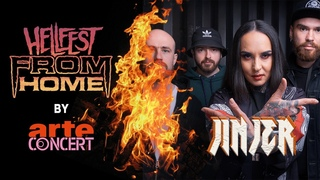 Jinjer au Hellfest 2021 - ARTE Concert