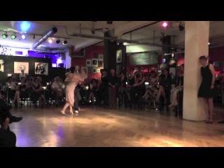 Sayaka Higuchi and Joscha Engel - 4/4 - Tango  Nada - Di Sarli