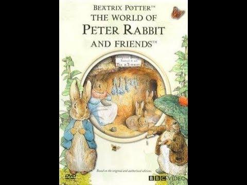 Сказка о Кролике Питере и Крольчонке Бенджамине