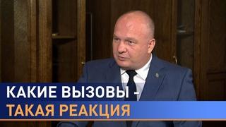 Заместитель госсекретаря Совета безопасности РБ о новых законах, военном положении, гибридной войне