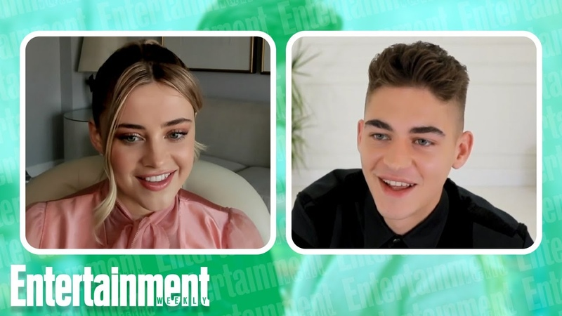 Josephine Langford and Hero Fiennes Tiffin Discuss 'After We Fell' Entertainment Weekly